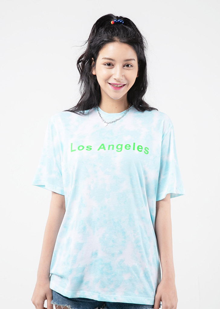 LOS ANGELES(SKY BLUE)